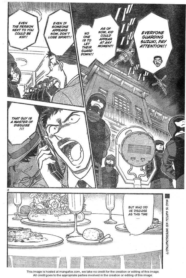 Detective Conan 676 Page 2