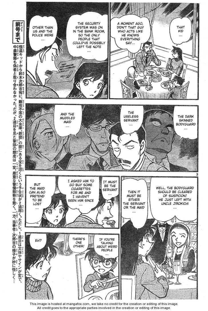 Detective Conan 676 Page 3