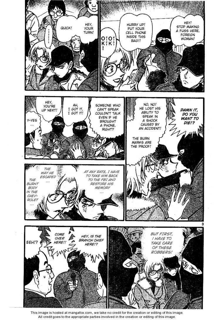 Detective Conan 678 Page 3