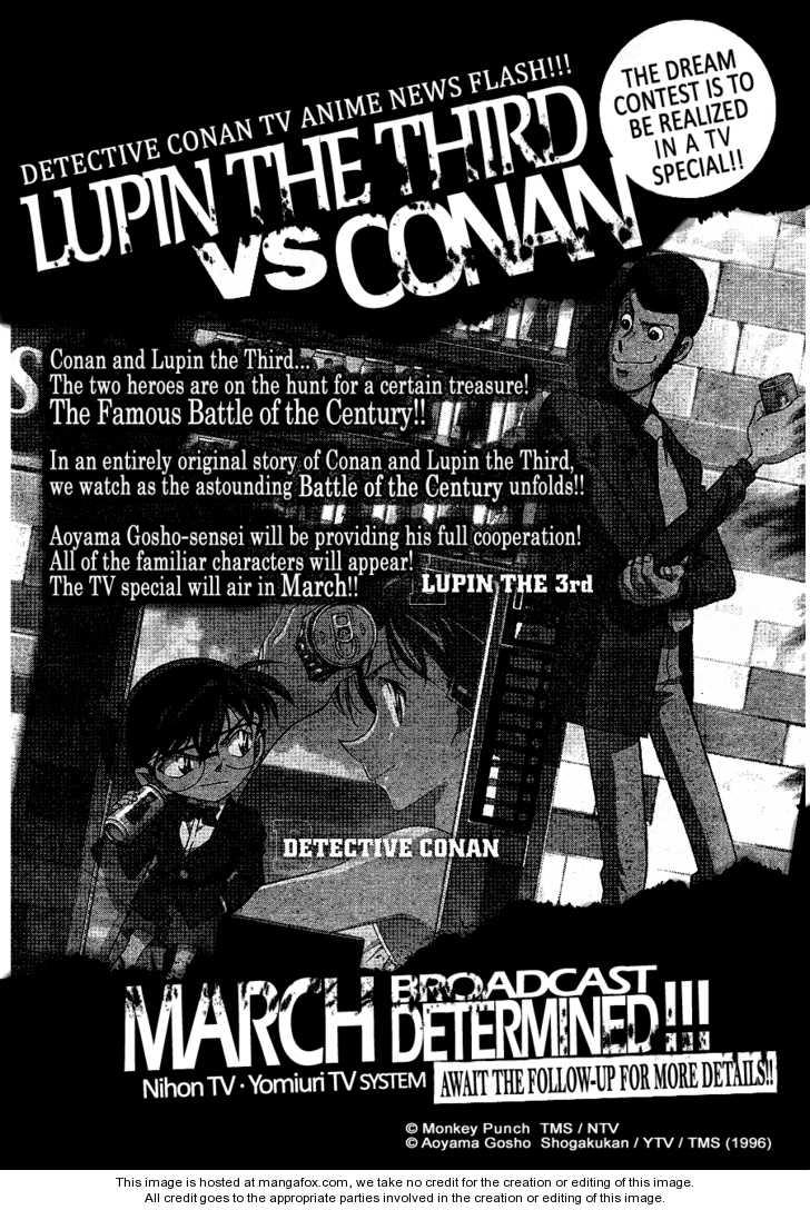 Detective Conan 680 Page 1