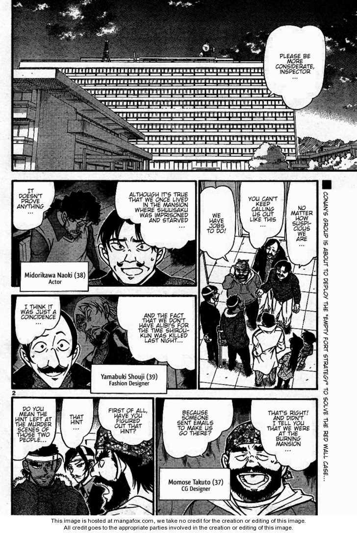 Detective Conan 686 Page 2