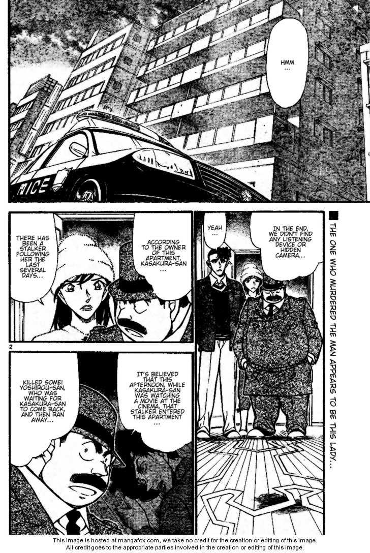 Detective Conan 689 Page 2