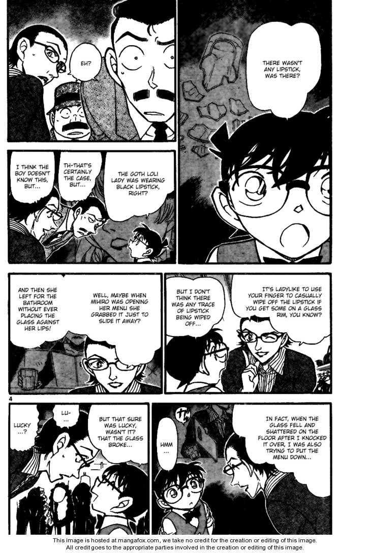 Detective Conan 698 Page 4
