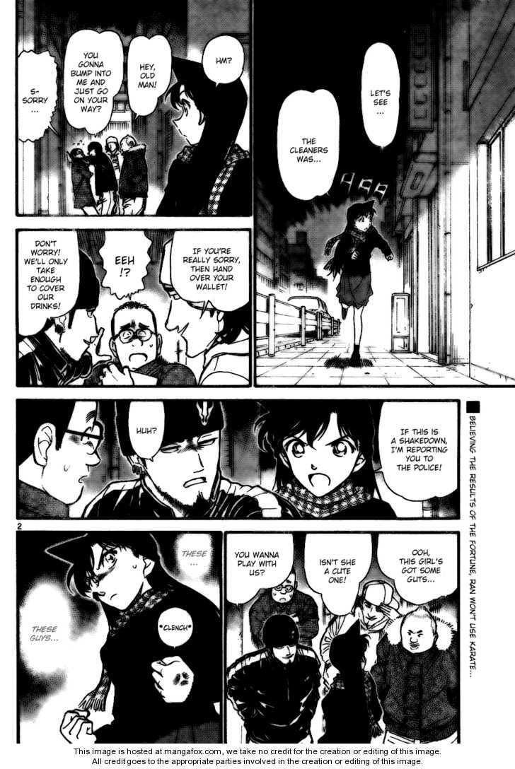 Detective Conan 718 Page 2