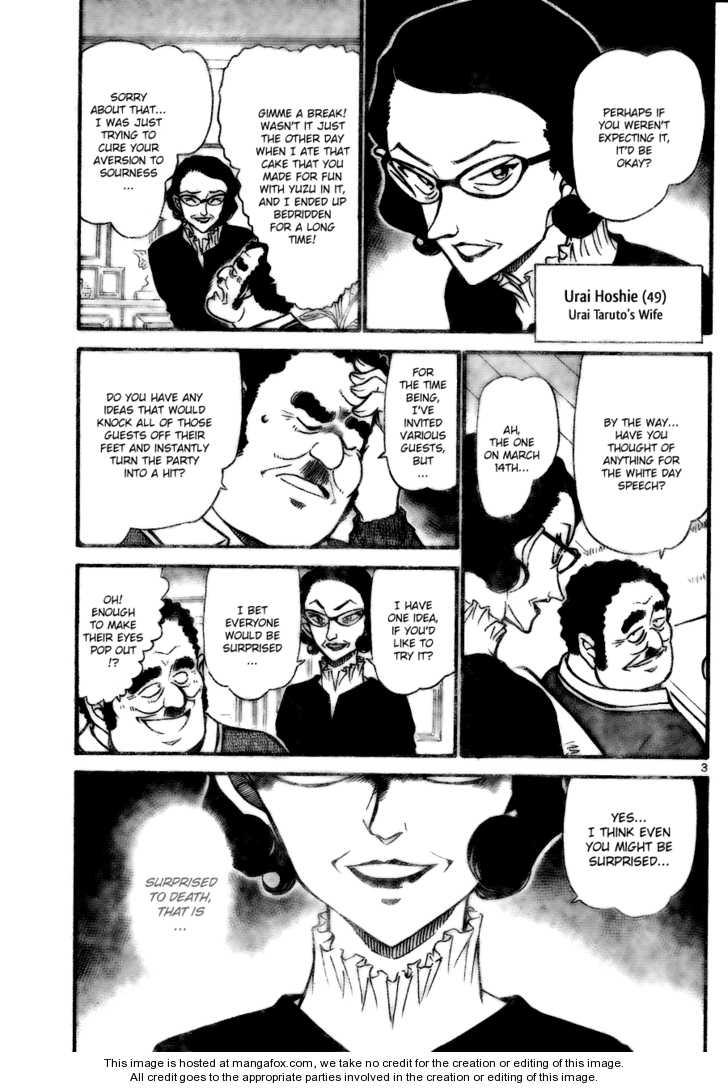 Detective Conan 725 Page 3