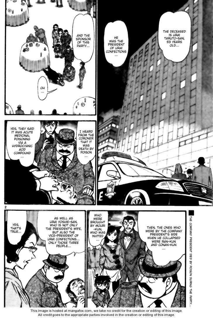 Detective Conan 726 Page 2
