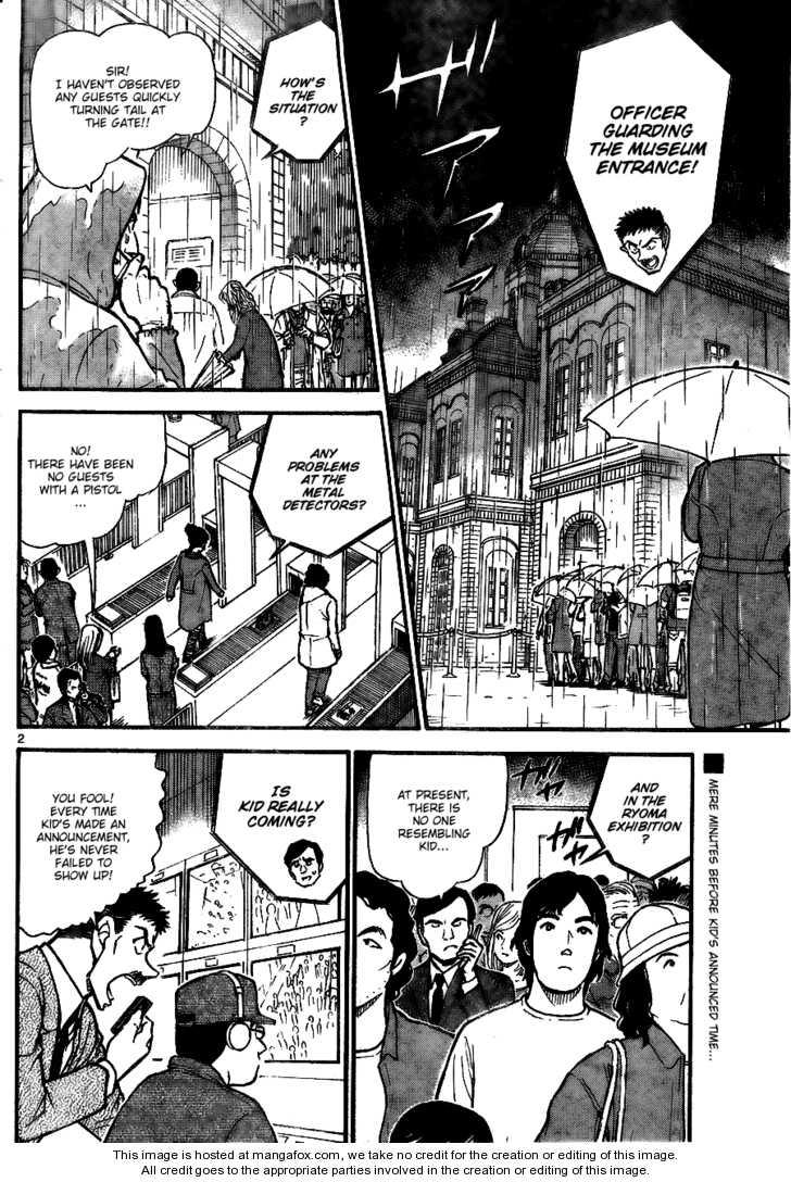 Detective Conan 733 Page 2