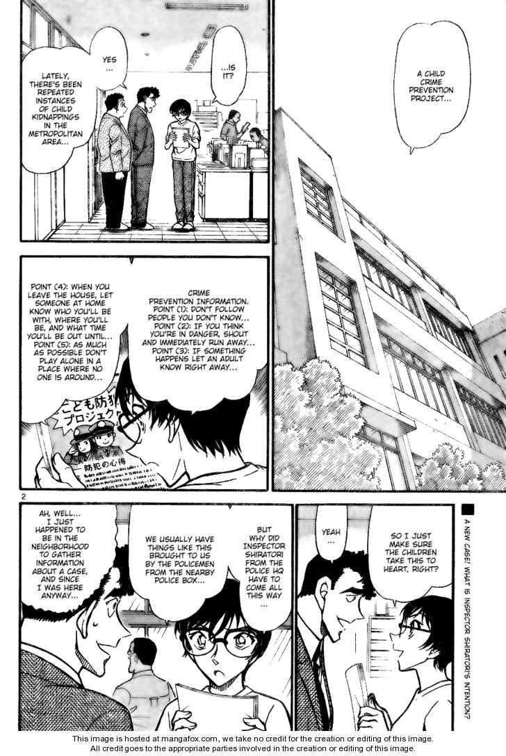 Detective Conan 741 Page 2