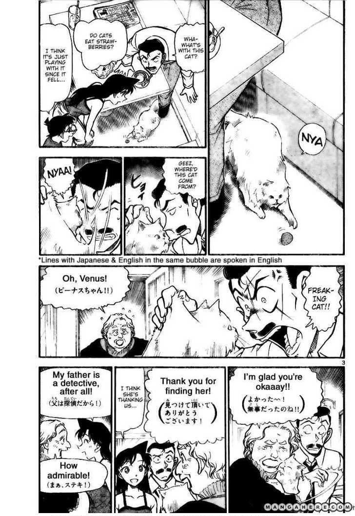 Detective Conan 743 Page 3