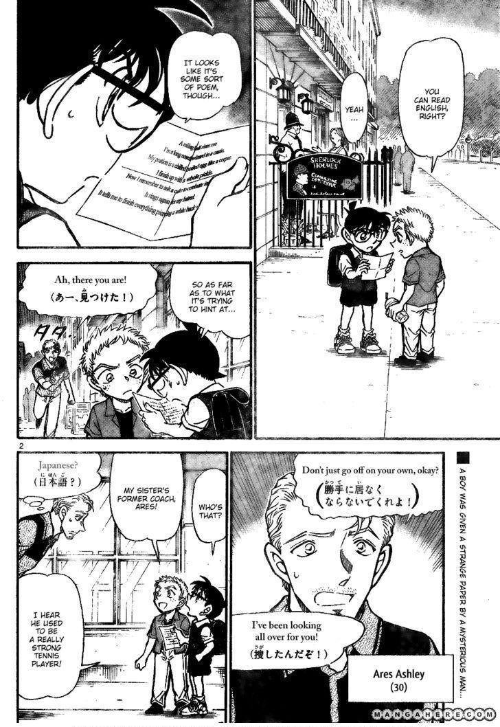 Detective Conan 744 Page 2