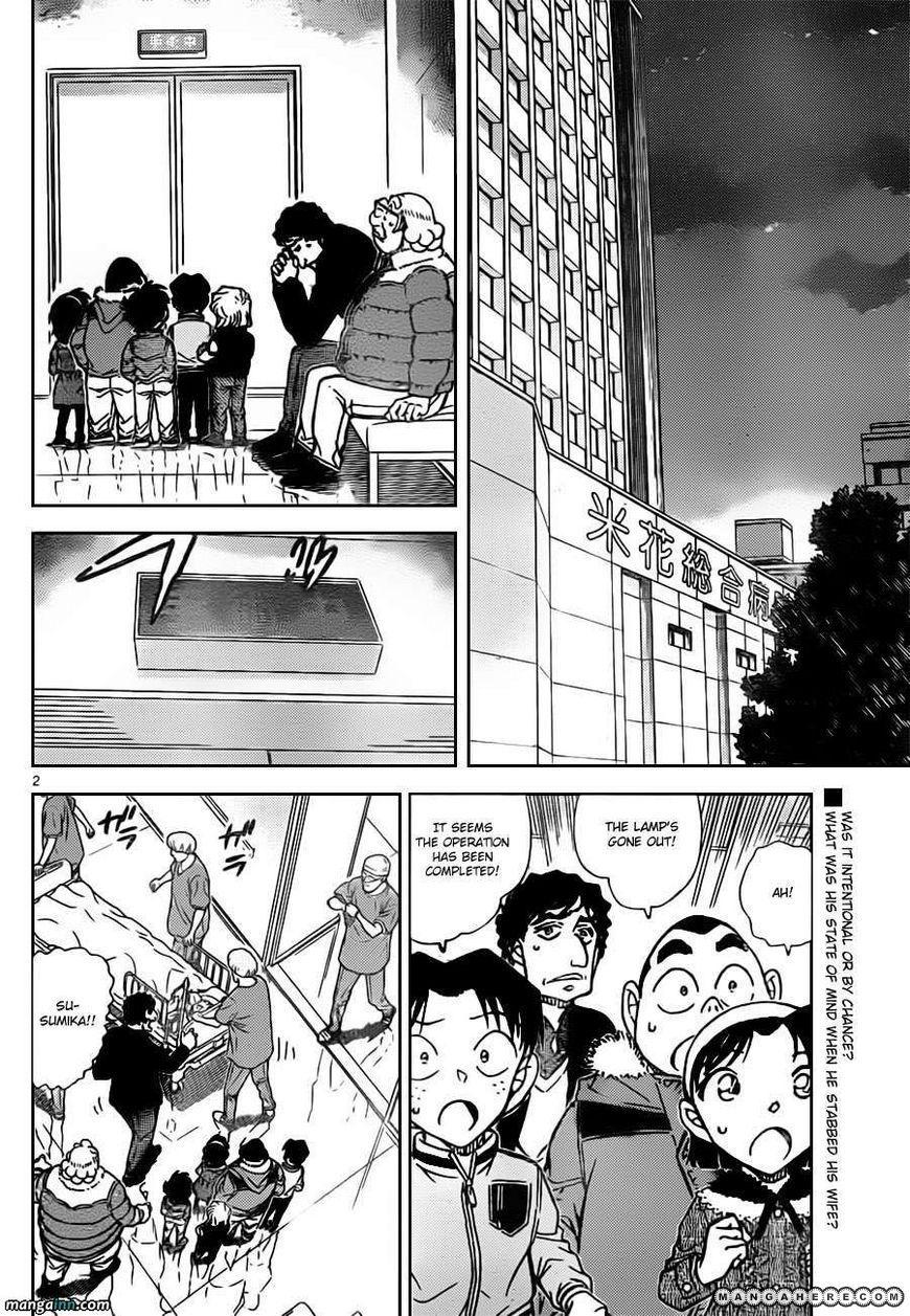 Detective Conan 803 Page 2
