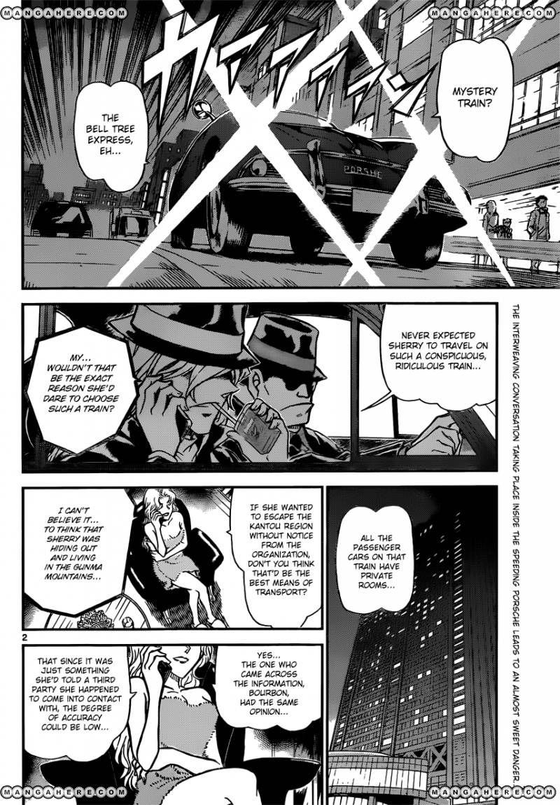 Detective Conan 818 Page 2