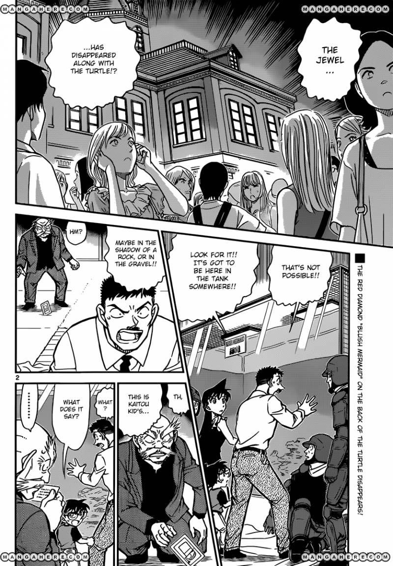 Detective Conan 829 Page 2
