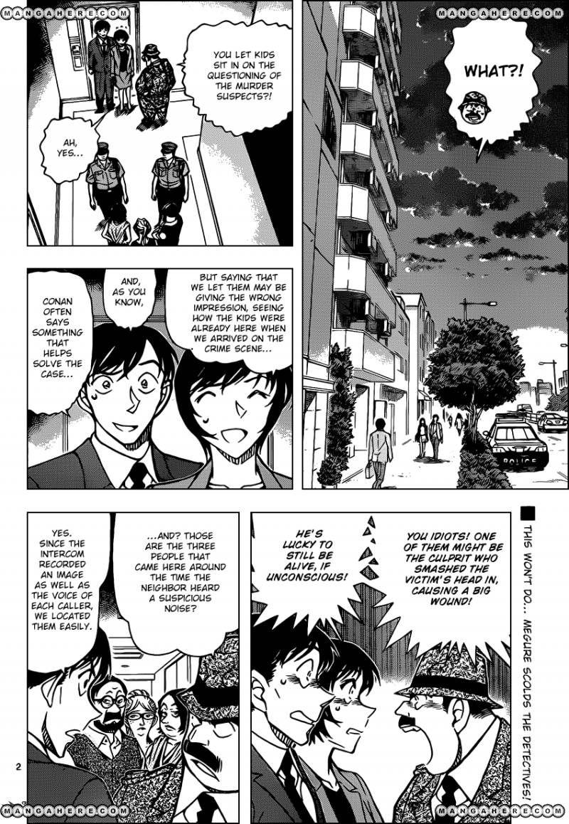 Detective Conan 868 Page 2