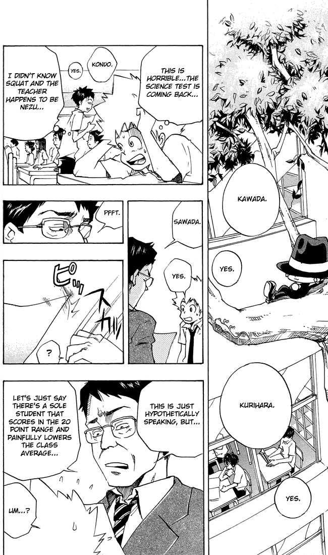Katekyo Hitman Reborn 4 Page 2