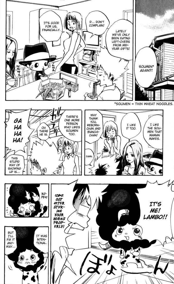 Katekyo Hitman Reborn 13 Page 2