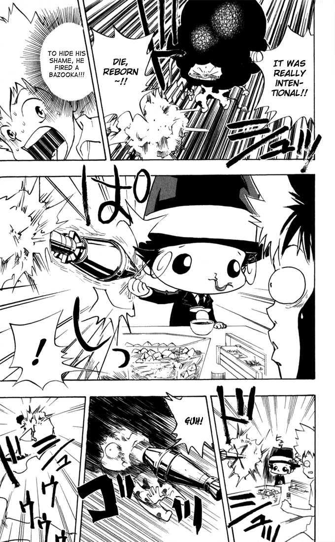 Katekyo Hitman Reborn 13 Page 3