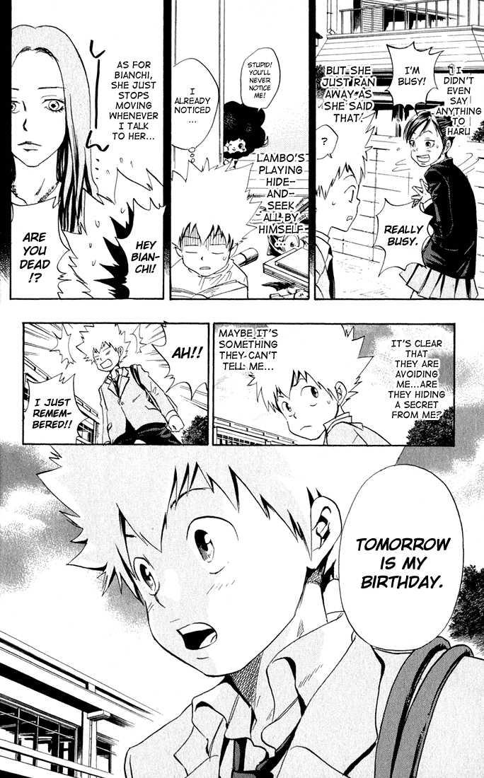 Katekyo Hitman Reborn 22 Page 5