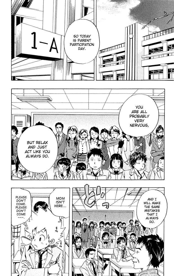 Katekyo Hitman Reborn 33 Page 2