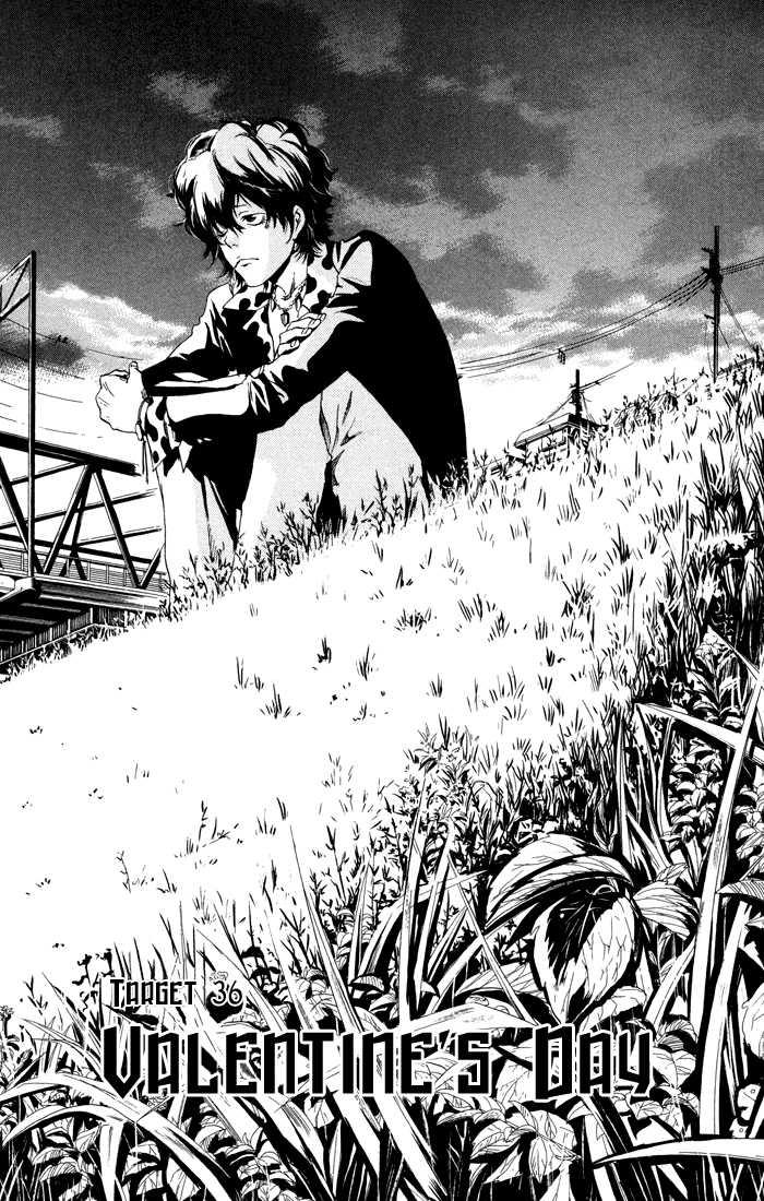 Katekyo Hitman Reborn 36 Page 1