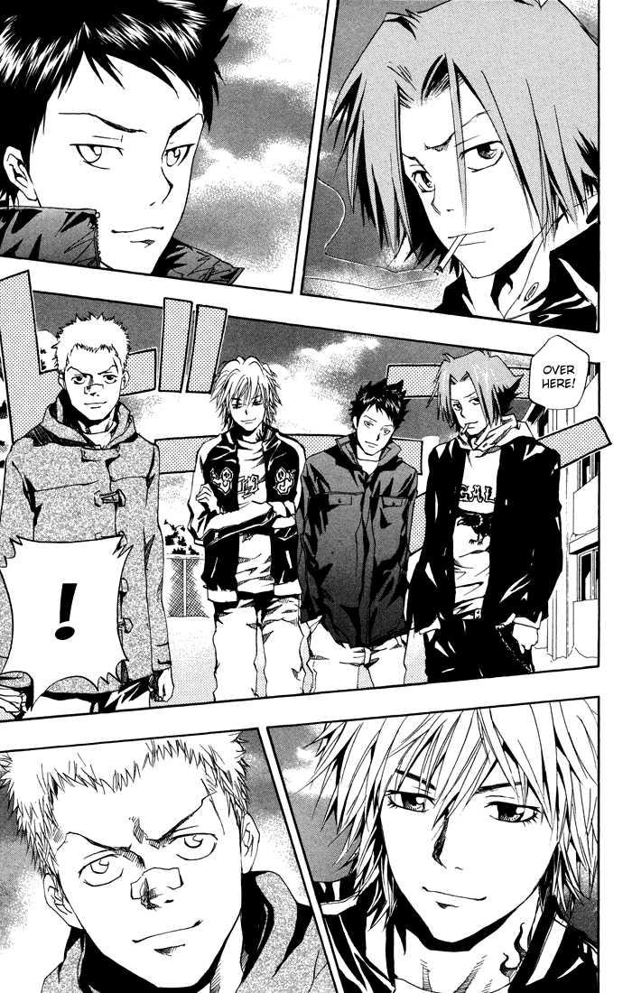 Katekyo Hitman Reborn 37 Page 3