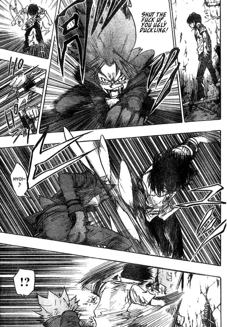 Katekyo Hitman Reborn 74 Page 3
