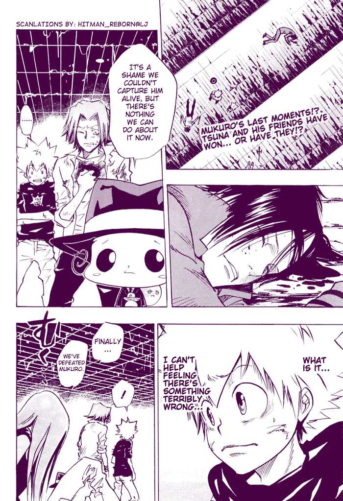 Katekyo Hitman Reborn 76 Page 2