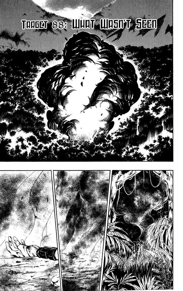 Katekyo Hitman Reborn 88 Page 1