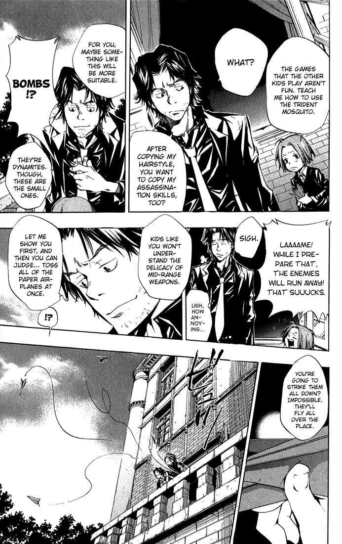 Katekyo Hitman Reborn 88 Page 3