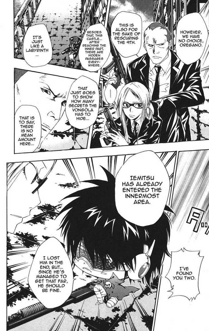 Katekyo Hitman Reborn 112 Page 2