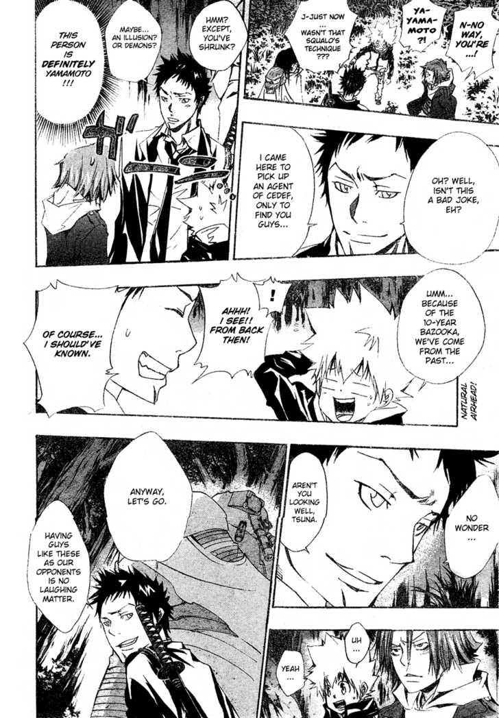 Katekyo Hitman Reborn 140 Page 2