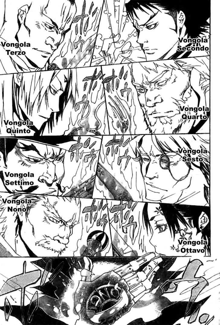 Katekyo Hitman Reborn 158 Page 13