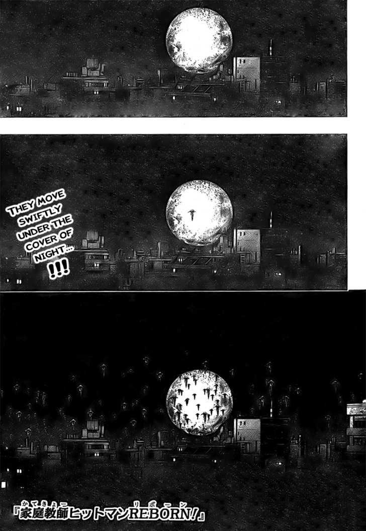 Katekyo Hitman Reborn 175 Page 1