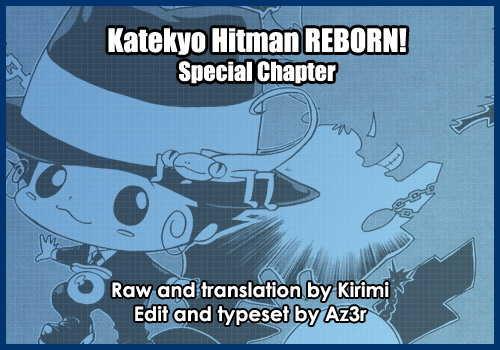 Katekyo Hitman Reborn 176.1 Page 1