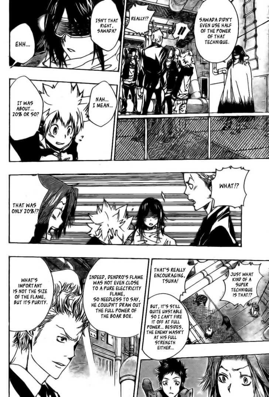Katekyo Hitman Reborn 178 Page 4