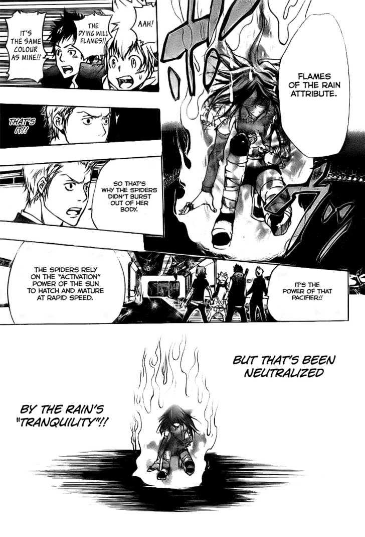 Katekyo Hitman Reborn 180 Page 7