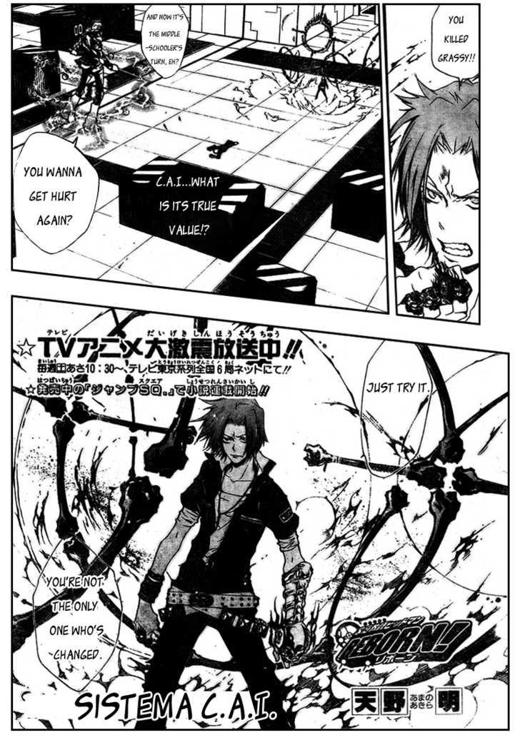 Katekyo Hitman Reborn 192 Page 1