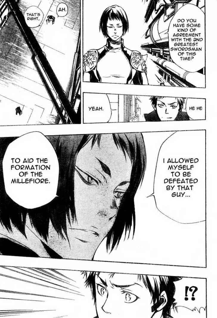 Katekyo Hitman Reborn 198 Page 3