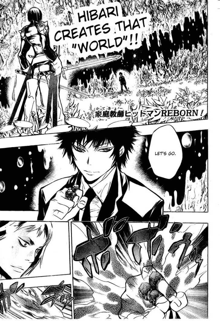 Katekyo Hitman Reborn 204 Page 2
