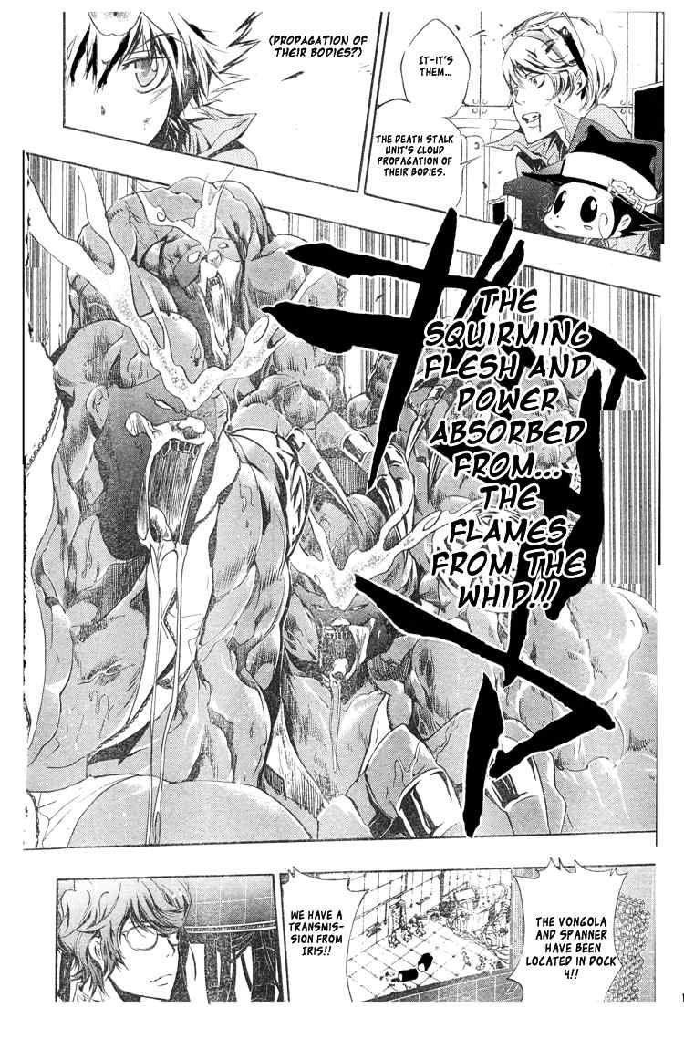 Katekyo Hitman Reborn 205 Page 2