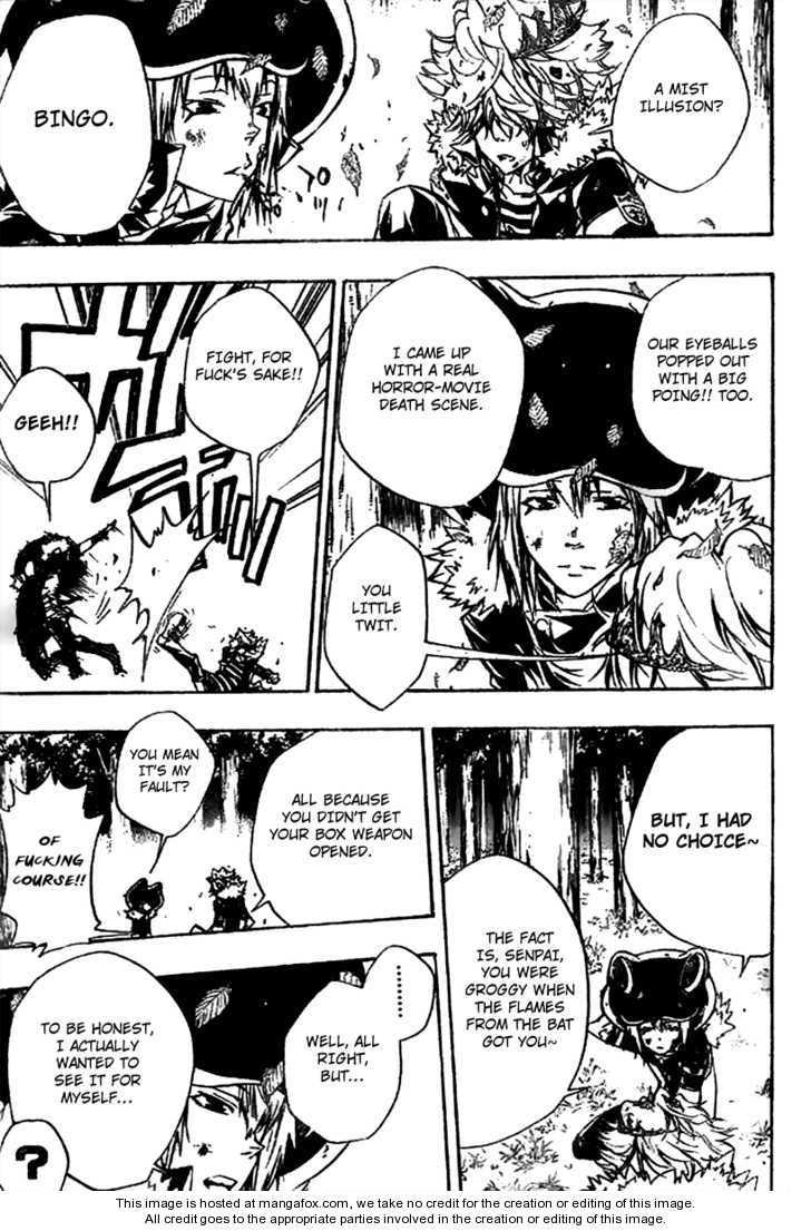 Katekyo Hitman Reborn 224 Page 3