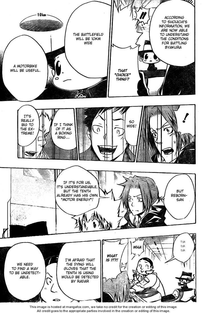 Katekyo Hitman Reborn 233 Page 3