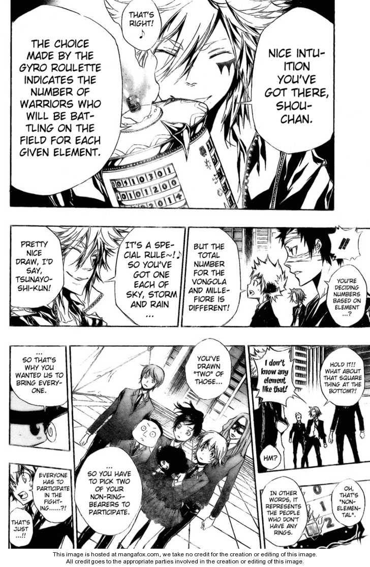 Katekyo Hitman Reborn 242 Page 2