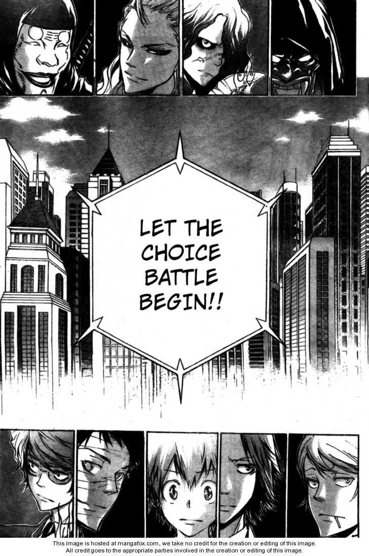 Katekyo Hitman Reborn 243 Page 5