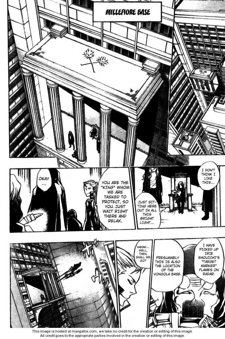 Katekyo Hitman Reborn 243 Page 6
