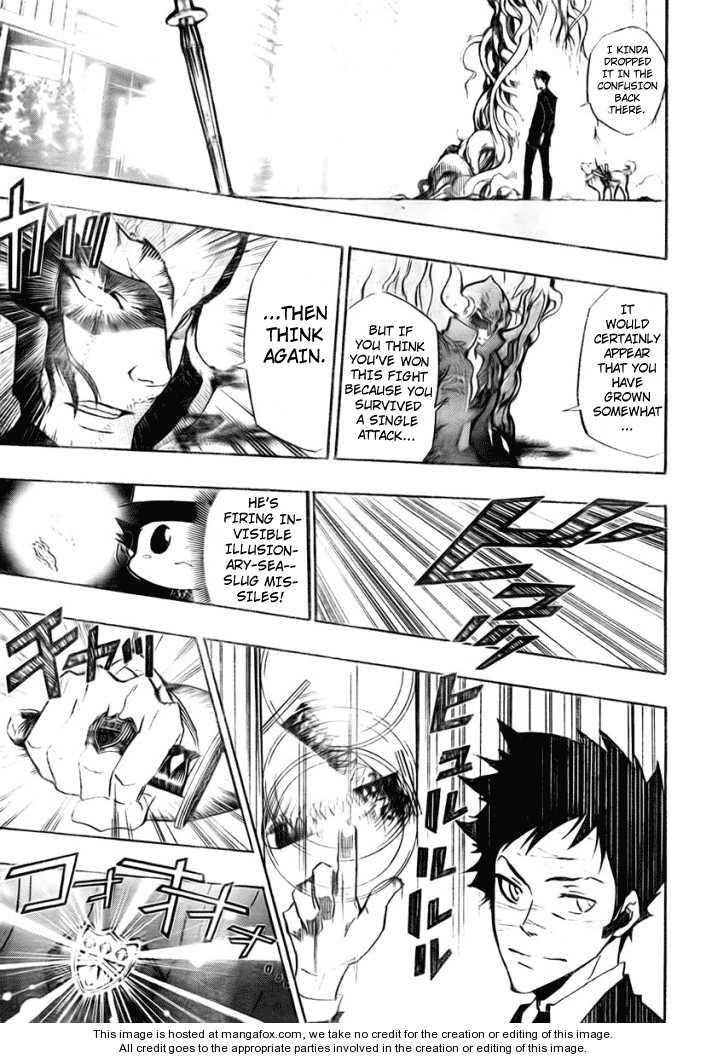 Katekyo Hitman Reborn 246 Page 3