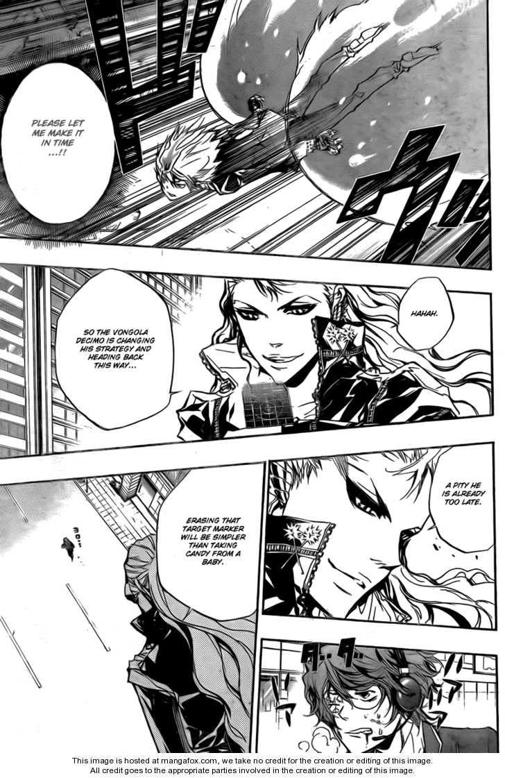Katekyo Hitman Reborn 251 Page 3