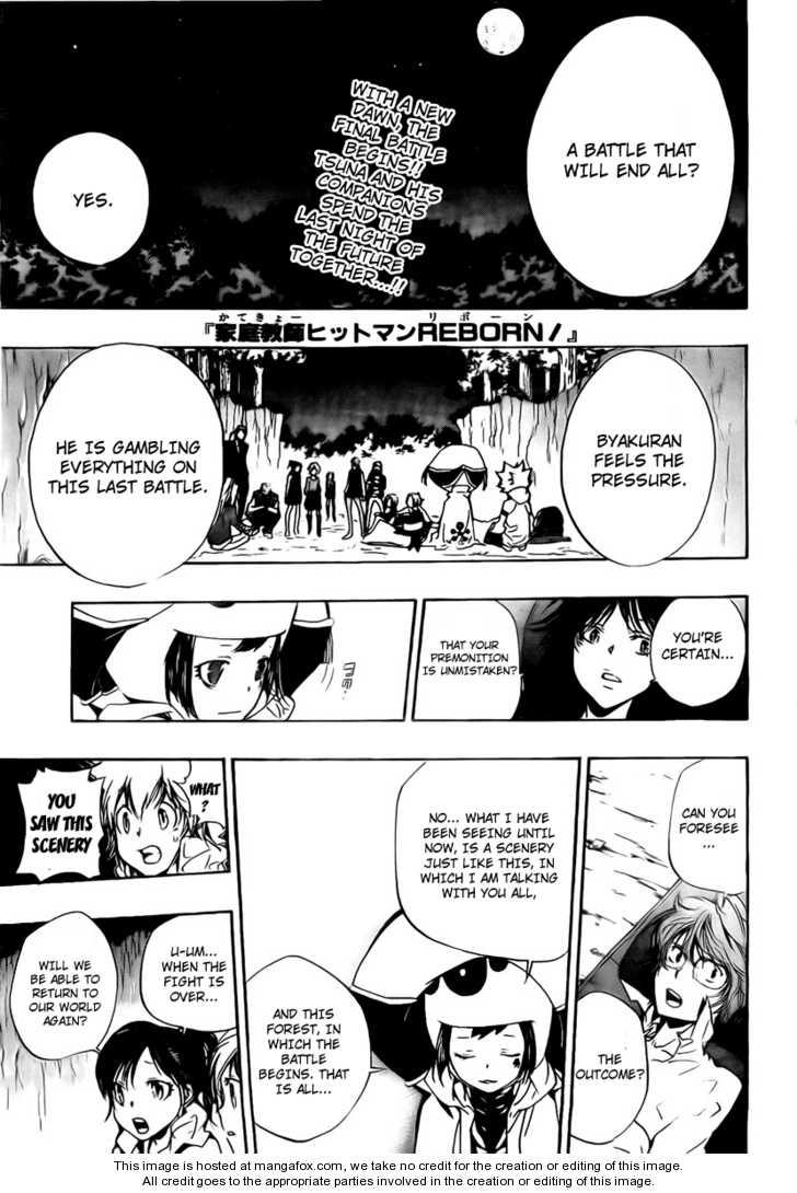 Katekyo Hitman Reborn 265 Page 1