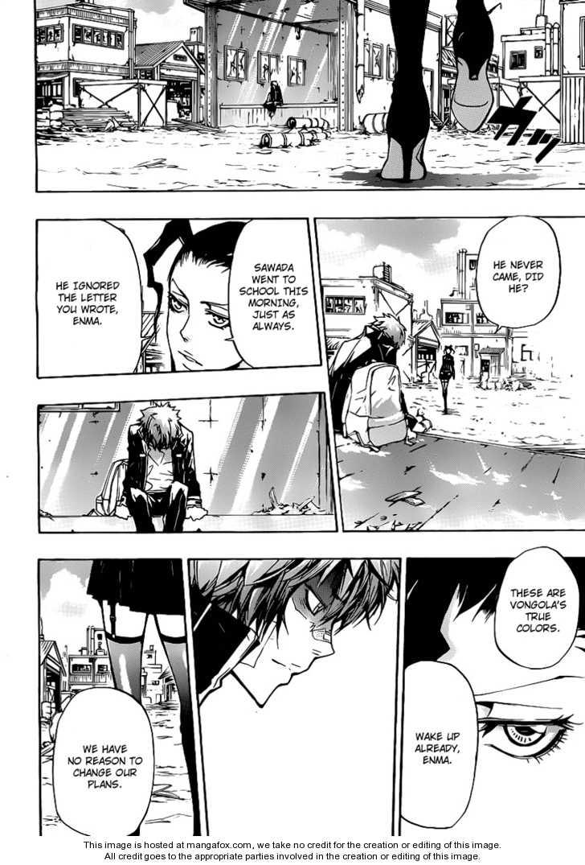 Katekyo Hitman Reborn 293 Page 2