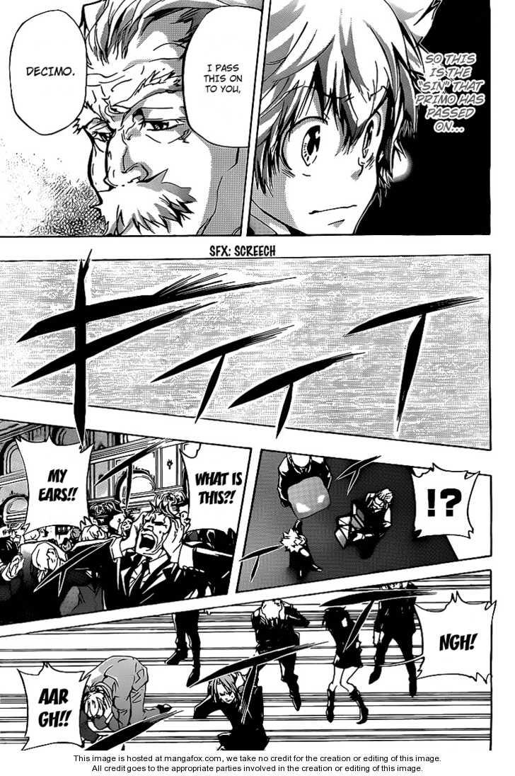 Katekyo Hitman Reborn 296 Page 3